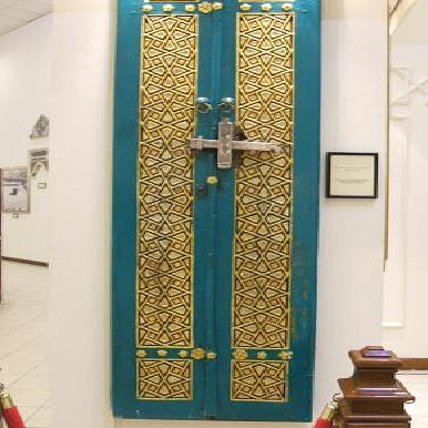 Old Door of Masjid Nabawi & Photos of Mecca Museum and Medina